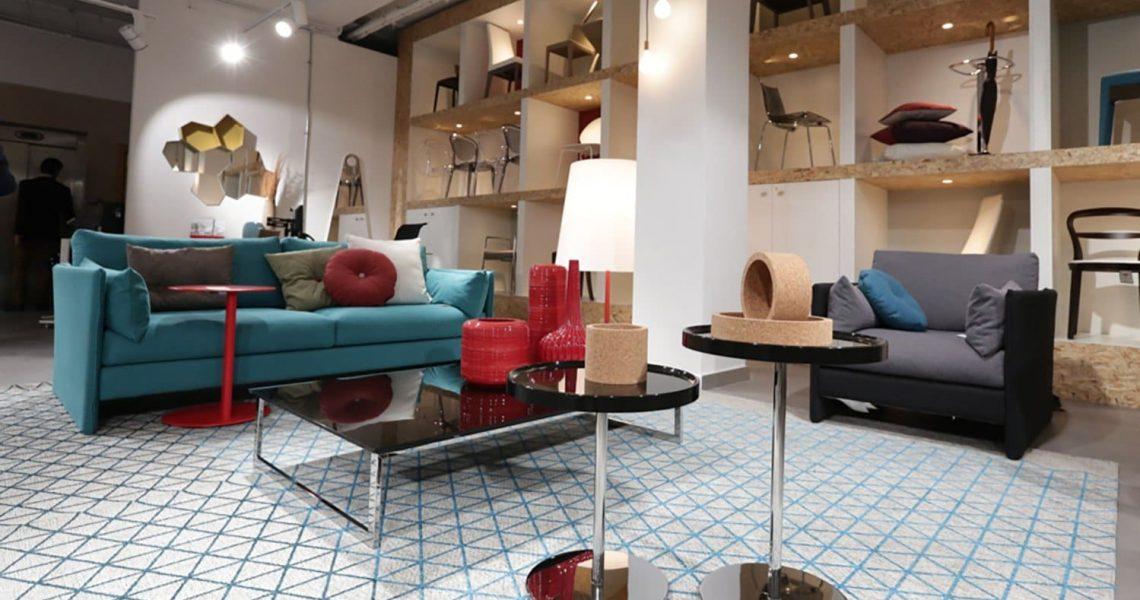 Portfolio Commercial Ideacasa showroom project photo 5