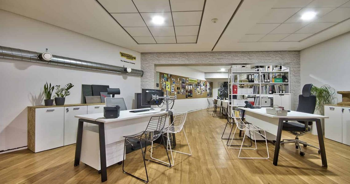 Portfolio Commercial Vivendo B2B office project photo 11
