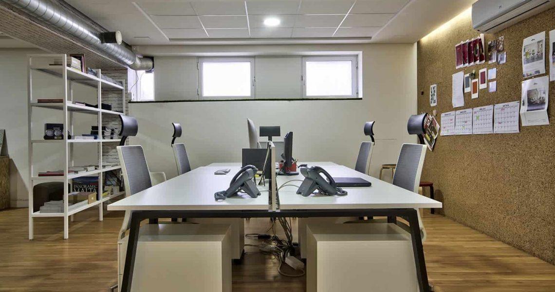 Portfolio Commercial Vivendo B2B office project photo 7