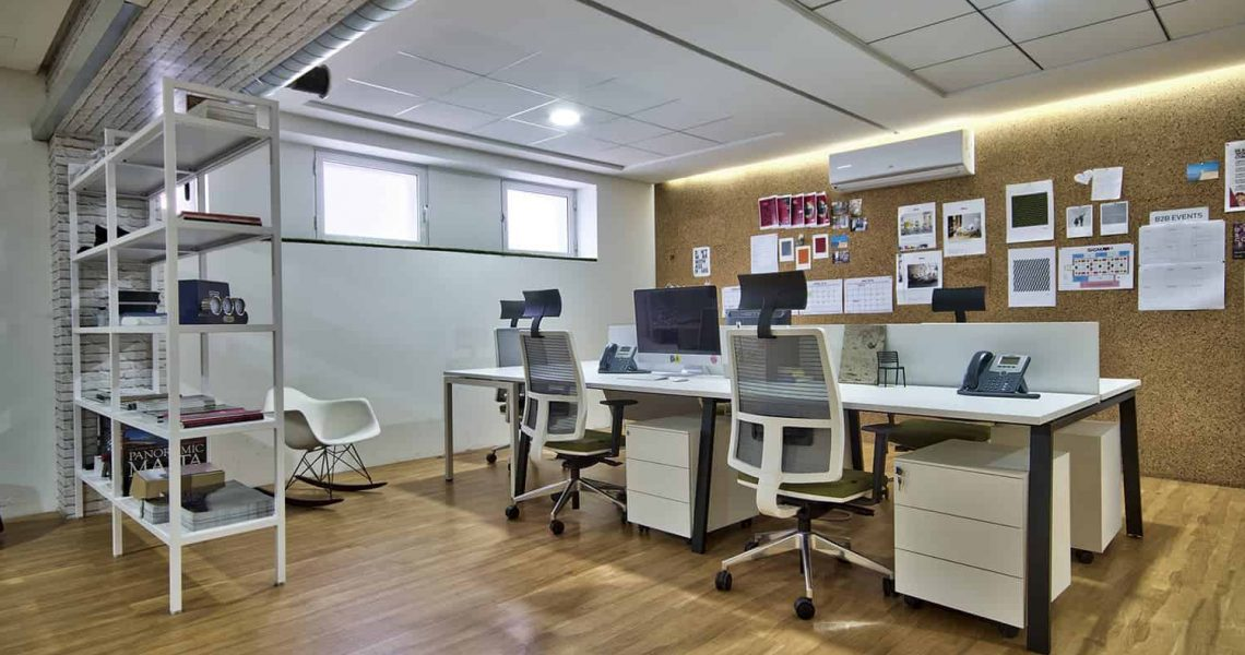 Portfolio Commercial Vivendo B2B office project photo 8