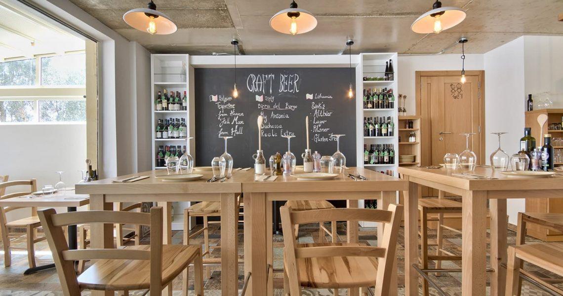 Portfolio Hospitality Meraki restaurant project photo 3