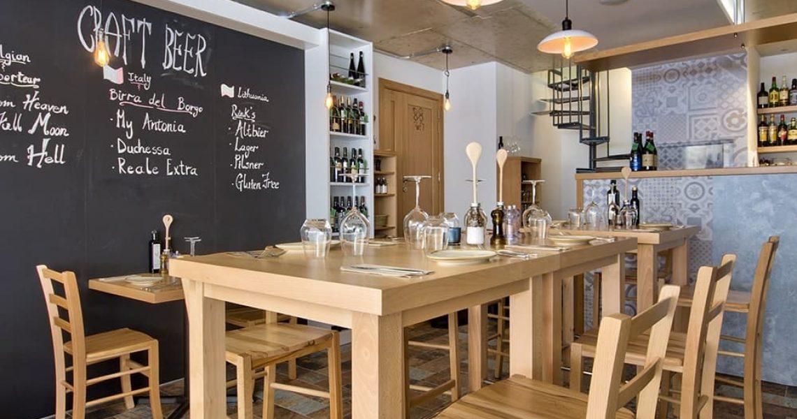Portfolio Hospitality Meraki restaurant project photo 7