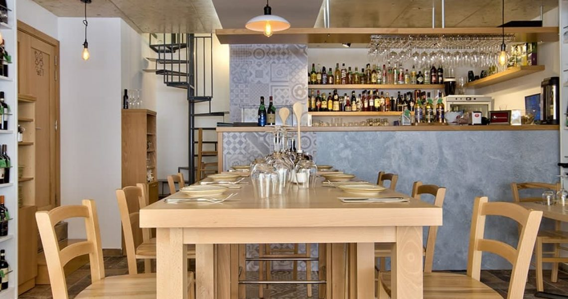 Portfolio Hospitality Meraki restaurant project photo 8