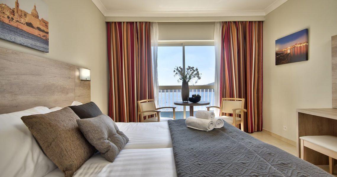 Portfolio Hospitality Qawra Palace hotel project photo 2