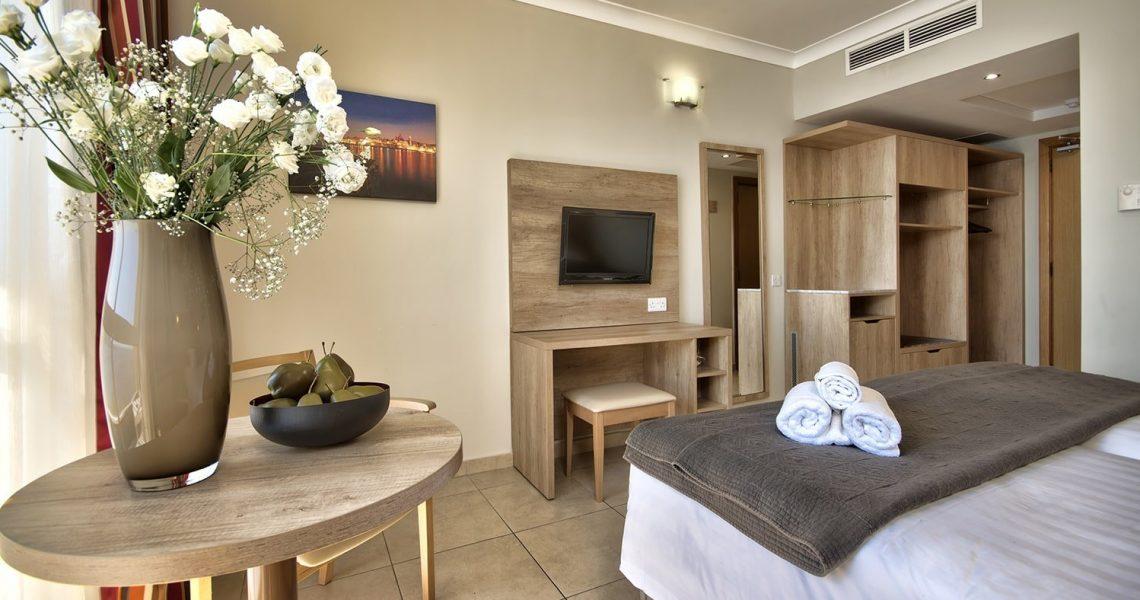 Portfolio Hospitality Qawra Palace hotel project photo 5