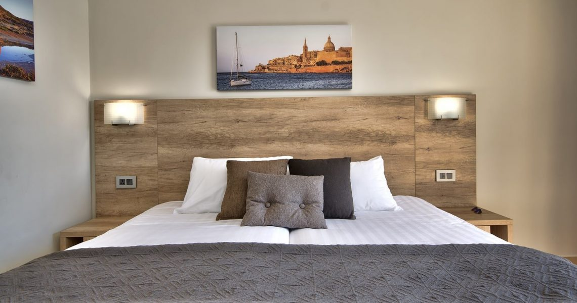 Portfolio Hospitality Qawra Palace hotel project photo 6