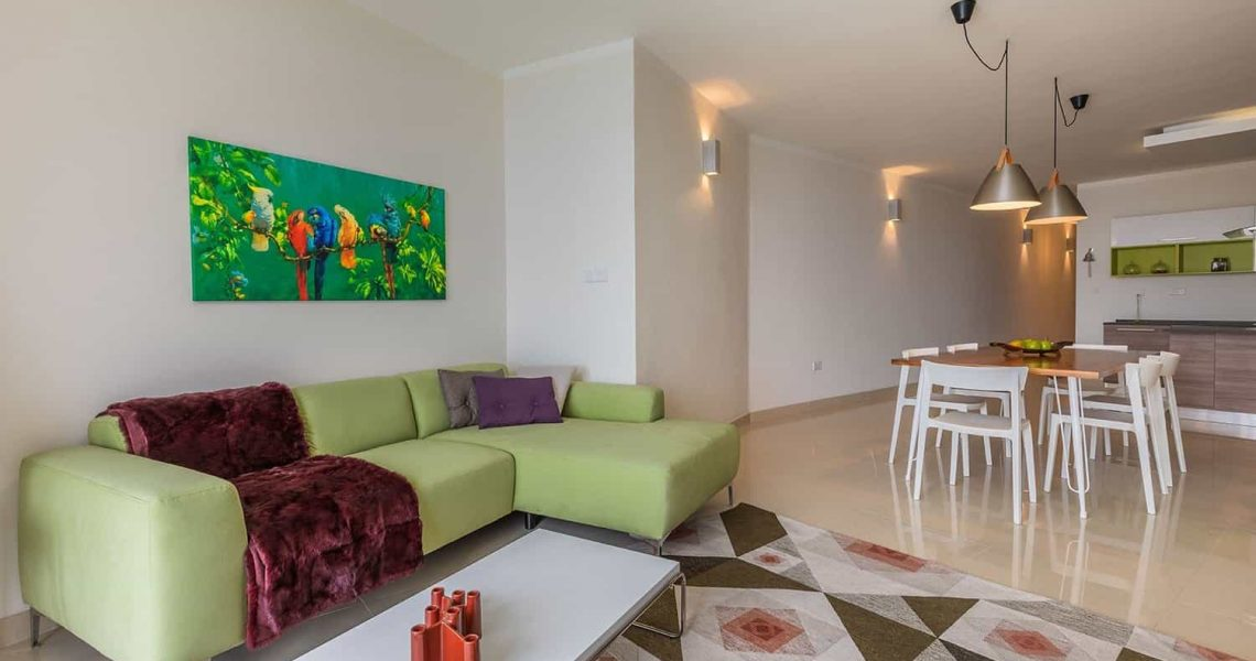 Portfolio Residential Seabreeze apartment project photo 2