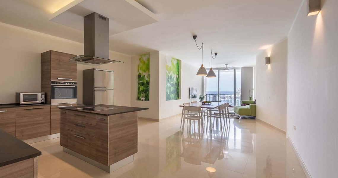 Portfolio Residential Seabreeze apartment project photo 4